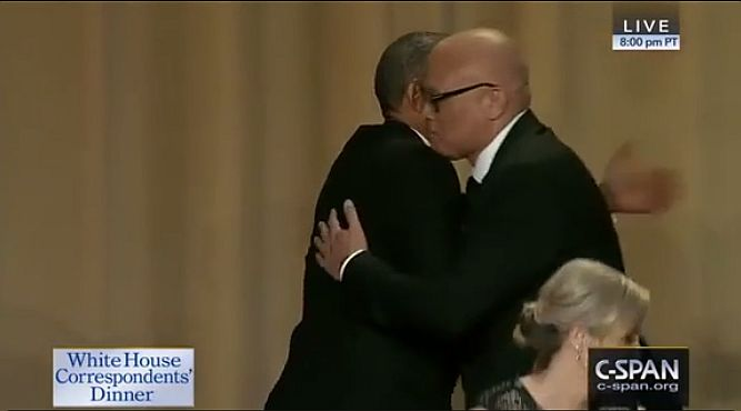"""[Updated] .@LarryWilmore's """"You Did It, my…:"""" A Colloquial Expression Of Love And Respect 