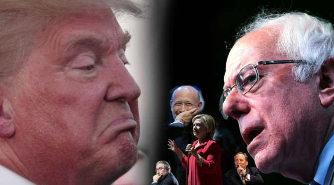 #Brexit: Consequences For #BernieSanders #Progressives At The #DemConvention   Blog#42