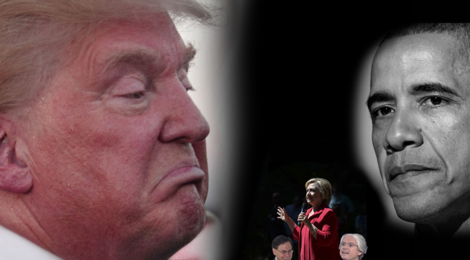 The Election From Hell: Trust, Trade, Jobs & #HillaryEmail on Blog#42